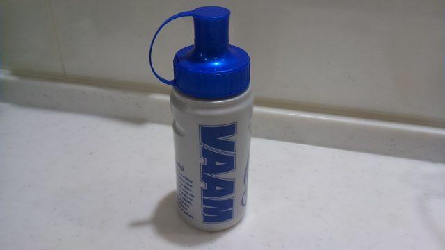 スクイズボトルの洗い方・臭いカビの取り方の説明