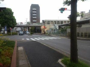 京成津田沼からJR津田沼の徒歩