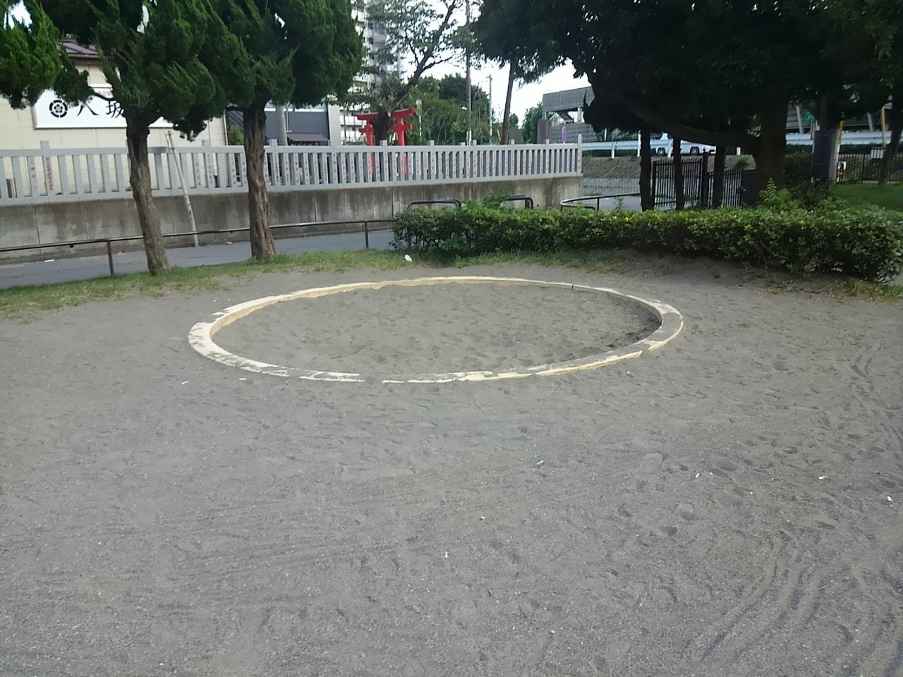 津田沼1丁目公園の場所について