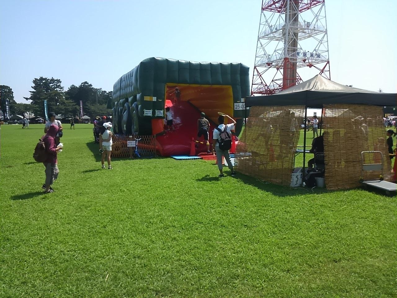 習志野駐屯地夏祭りの行き方