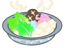 鍋とかぼす