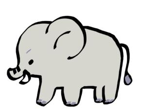 台風名前象