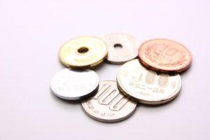 静岡銀行両替機硬貨