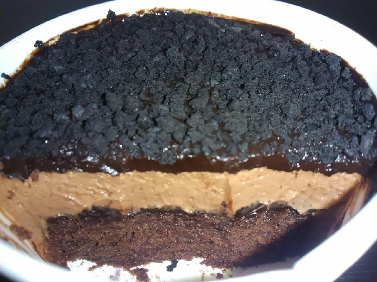ファミマのデビルズチョコケーキの感想