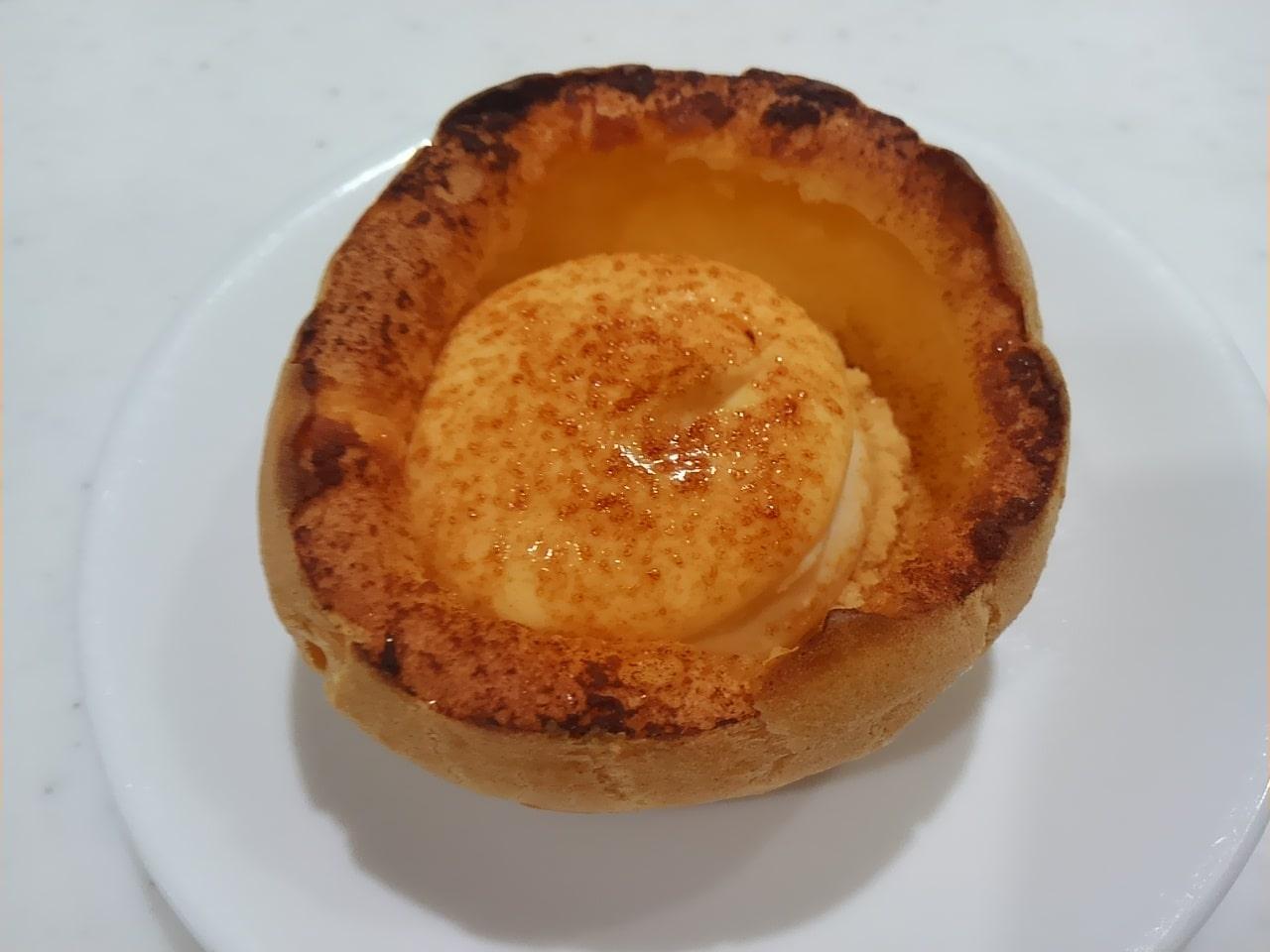 ローソンのチー2シュー(チーズチーズケーキシュー)の感想