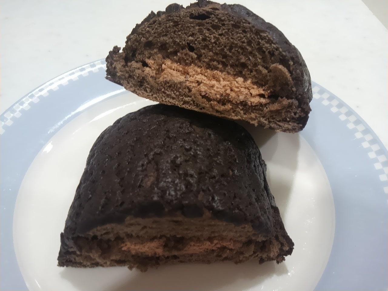 セブンイレブンの生チョコホイップメロンパンの感想