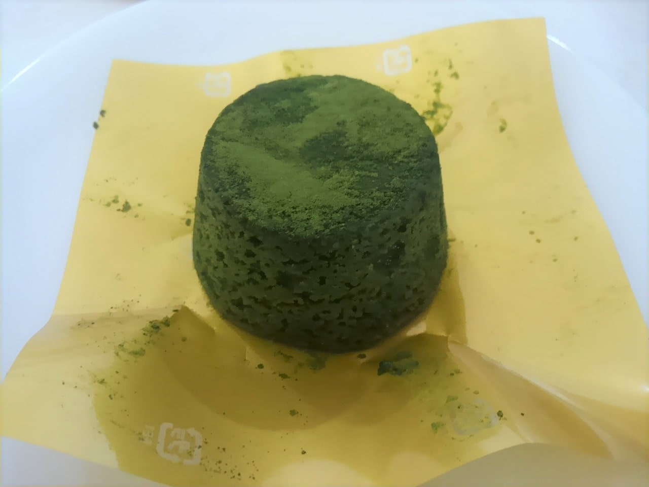 ローソンのお抹茶テリーヌの感想・口コミ・カロリー・値段