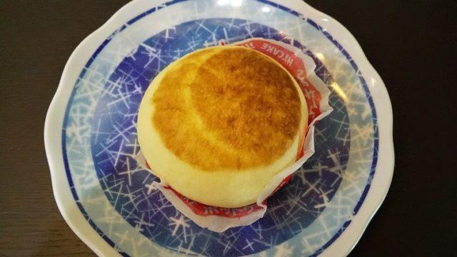 バター香るホットケーキまん口コミ