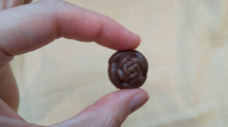鹿鳴館チョコの口コミ