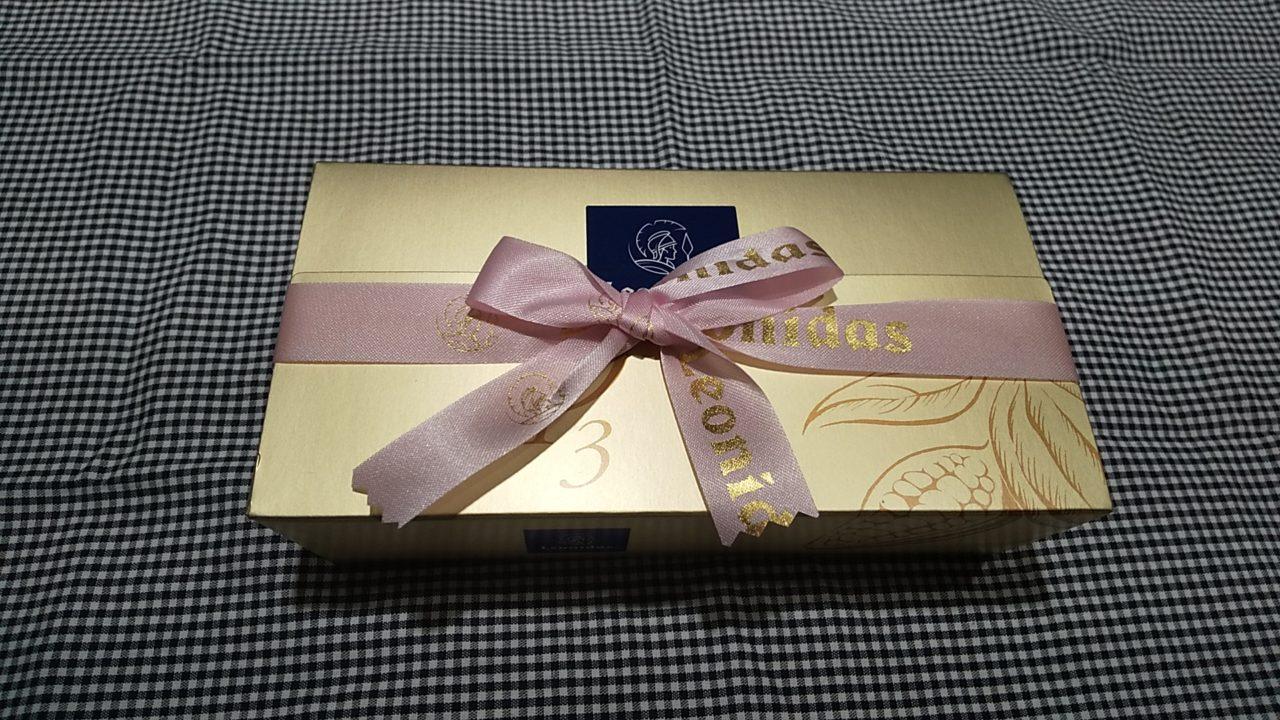 レオニダスのチョコの口コミ